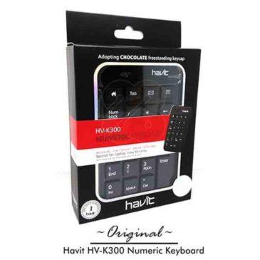 Numeric Keypad / Numerik Angka Havit – Usb · Produk. Terlaris. Rp 65.000